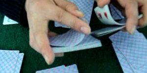 赌王的扑克千术教学培训赚钱之路