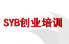 我在东莞参加的syb创业培训